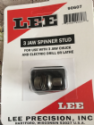 Lee 3 Jaw Spinner Stud